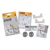 Tiger Mounting Material TigerFix Type 1 Metal 398730046