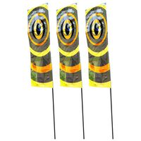 Velda Bird Blocker Flags 3 pcs 100 cm 148205