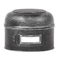 LABEL51 Storage Box 13x13x10 cm S Antique Black