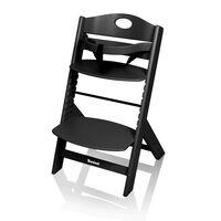 Baninni High Chair Muna Wood Black