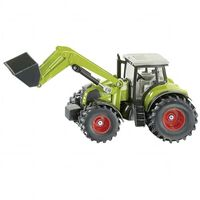 Siku Claas Tractor Axion 850 with Front Loader 1:50