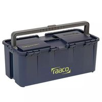 Raaco Tool Box Compact 15 with Divider 136563