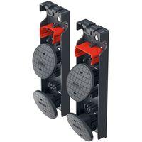 Hailo Ladder Replacement Foot Set EasyClix Garden Size L 9948-001