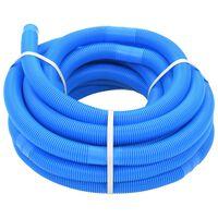 vidaXL Pool Hose Blue 38 mm 15 m