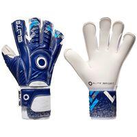 Elite Sport Goalkeeper Gloves Brambo Size 11 Blue