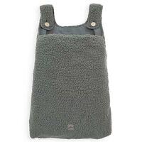 Jollein Storage Bag Teddy Storm Grey
