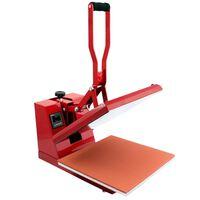 PixMax Sublimation 38 x 38cm Clam Heat Press Printing Machine