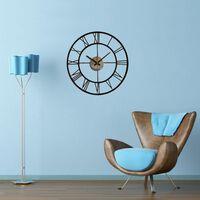 Rome Wall Sticker Clock