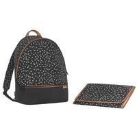 Badabulle Changing Backpack Casual & GO Black