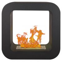 Qlima Ethanol Fireplace Square 42x23x42 cm FFB 4242