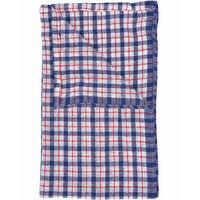 Robert Scott Check Tea Towels 43cm x 68cm - 1x10