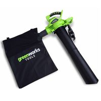 Greenworks Blower/Vacuum without 40 V Battery GD40BV 24227