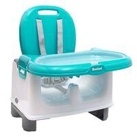 Baninni Booster Seat Yami Blue and White