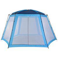 vidaXL Pool Tent Fabric 500x433x250 cm Green