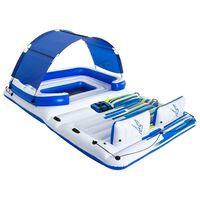 Bestway Tropical Breeze Floating Island 389x274 cm 43105