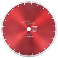 vidaXL Diamond Cutting Disc Steel 350 mm