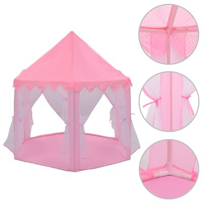 Our princess play tent will bring great enjoyment to your beloved children. Have fun with our play tent!