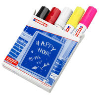 edding Chalk Marker 5 pcs Multicolour 4090