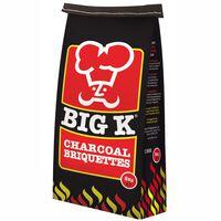 Big K Charcoal Briquettes - 1x5kg