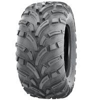 Quad tyre 25x11-12 6ply Wanda ATV tyre E marked, road legal, extra