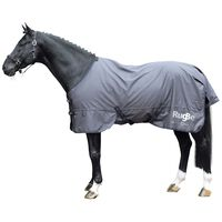 Covalliero Outdoor Horse Blanket RugBe Zero 165 cm Grey