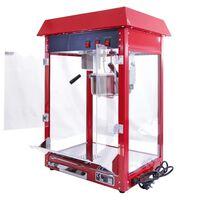 KuKoo Popcorn Maker Machine Event Catering 8oz Red