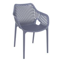 Spyro Arm Chair - Anthracite