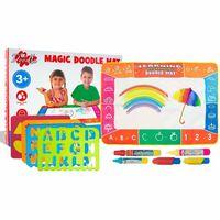 Doodle Children Drawing Toys Mat Magic Pen Set - Mat Set Large