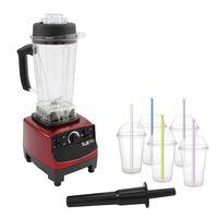 KuKoo Commercial Food Blender 2 Litre Smoothie Maker Milkshake Machine