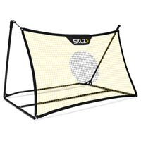 SKLZ Soccer Trainer Solo Yellow and Black
