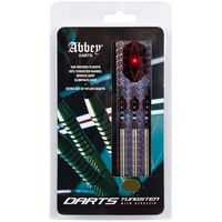 Abbey Darts Dart Set 3 pcs 85% Tungsten 24 g Silver