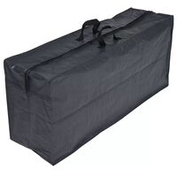 Nature Garden Furniture Cover for Cushions 128x57x37 cm