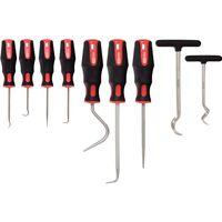 KS Tools Hook & Pick Set 9 pcs
