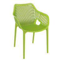 Spyro Arm Chair - Tropical Green