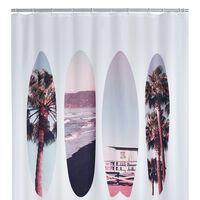RIDDER Shower Curtain California 180x200 cm