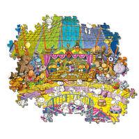 Clementoni Puzzle Mordillo The Show 1000 pcs