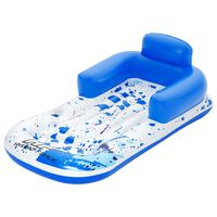 """Bestway Floating Lounger """"Hydro-Force"""" 150x77x50 cm Blue"""