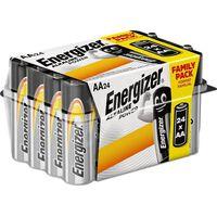 Energizer Alkaline Power Aa Alkaline Batteries, 24 Pack