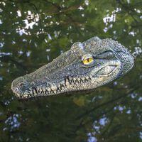 HI Swimming Crocodile Head