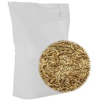 vidaXL Grass Seed for Dry and Heat 15 kg