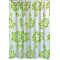 RIDDER Shower Curtain Flowerpower 180x200 cm