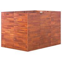 vidaXL Garden Raised Bed Acacia Wood 150x100x100 cm