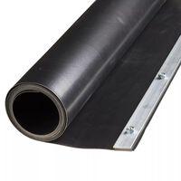 Nature Root Barrier Sheet 0.7 x 5 m HDPE Black 6030227