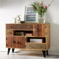 Artisian Limited Edition Chest of Drawers 80x40x120cm (HxDxW)