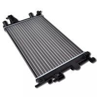 vidaXL Water Cooler Engine Oil Cooler Radiator for Opel