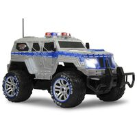 Jamara RC Police Amored Car Monstertruck 1:12