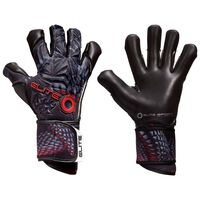 Elite Sport Goalkeeper Gloves Vipera Size 6 Black