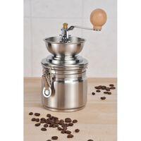 HI Manual Coffee Grinder Stainless Steel