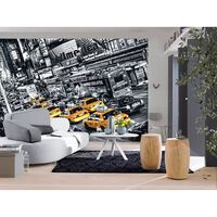 Walplus Wall Mural New York Cabs, Home Decoration, Paper
