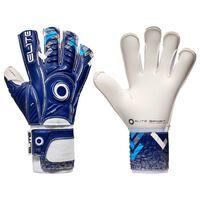 Elite Sport Goalkeeper Gloves Brambo Size 7 Blue
